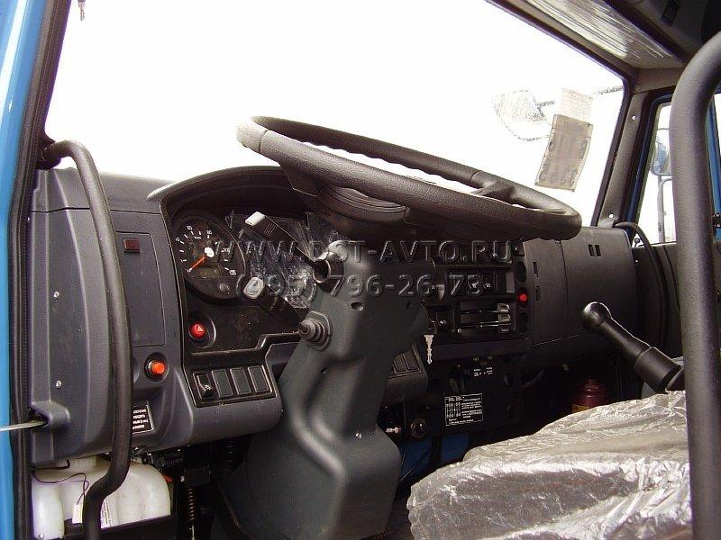панель приборов КАМАЗ 65117-031-62.