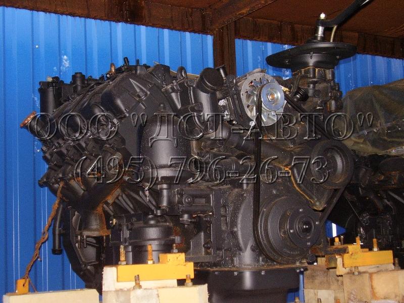 Двигатель КАМАЗ 740.13-260,