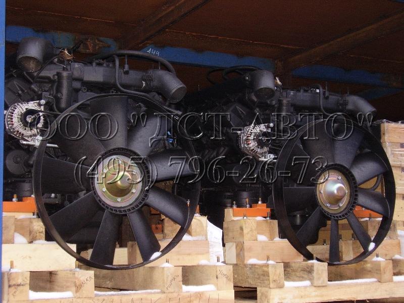 Двигатель КАМАЗ 740.60-360,
