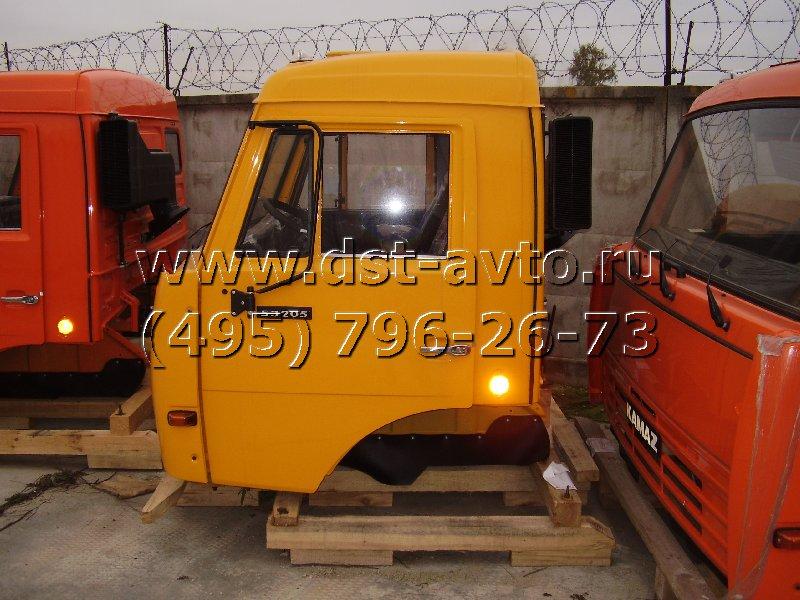 Кабина КАМАЗ 53205-5000011