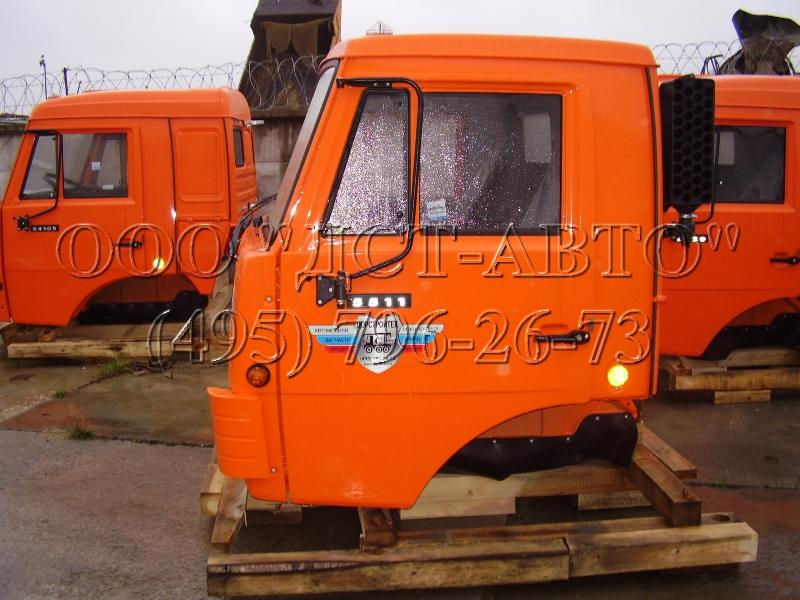 "Кабина КАМАЗ 5511-5000011,низкая крыша, без спального места предназначена для установки на автомобили марки  ""КАМАЗ ""..."