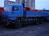 КАМАЗ 53215-052-15(без тент-каркаса)