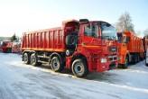 КАМАЗ 65201-21010-43 люкс