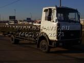 Шасси МАЗ 4370