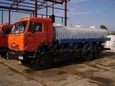 Автоцистерна 56584  Г6-ОПА-8,1 на шасси КАМАЗ 53215 (2007 г.в. новый)