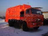 КО 427-52 на шасси КАМАЗ 53605-62 (2011 г.в.)