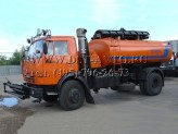 Поливомоечная машина КО-806-01