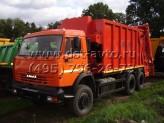 КО 427-02 на шасси КАМАЗ 65115-62 (2011 г.в.)