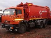 КО 440-5   на шасси   КАМАЗ  65115-62   (2013 г.в.)