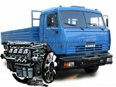 Двигатель на КАМАЗ 53215