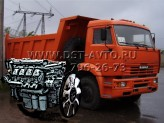 Двигатель на КАМАЗ 6520